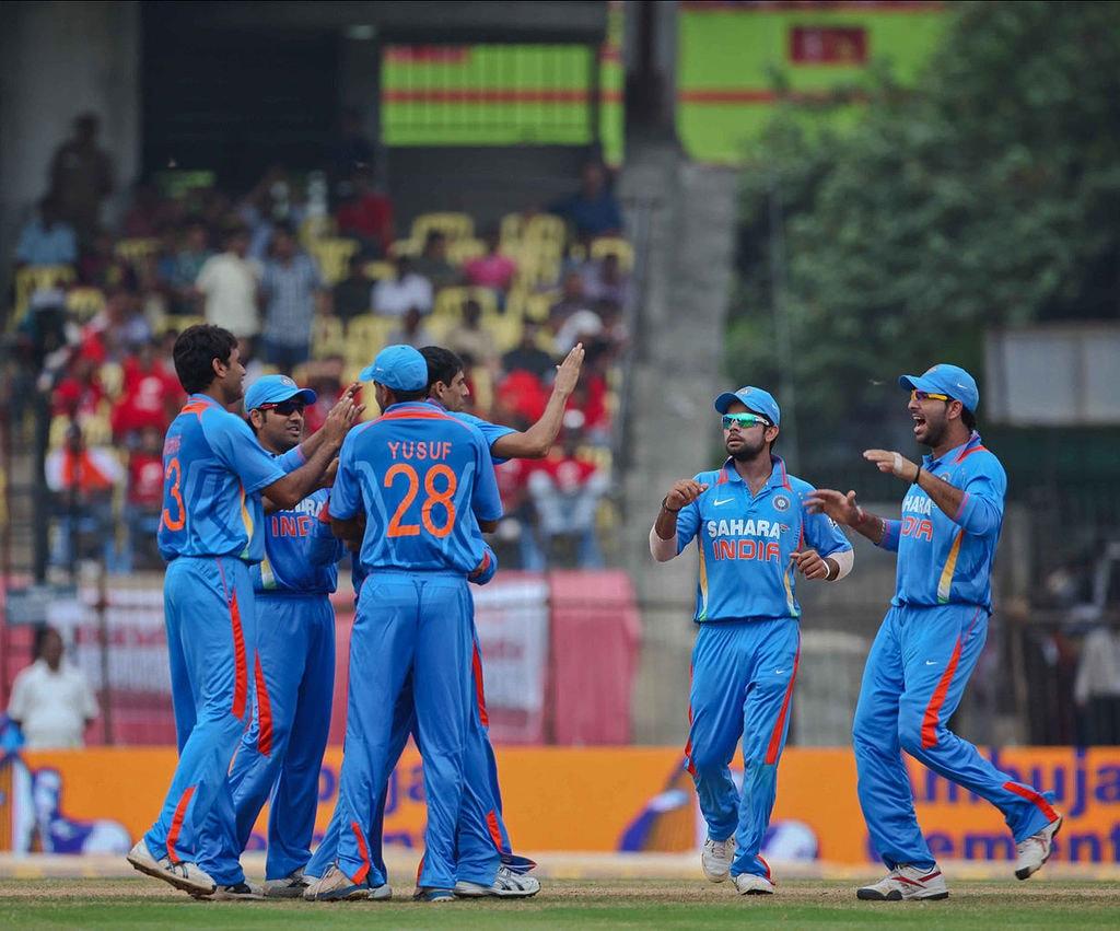 India Vs. New Zealand Cricket ODI
