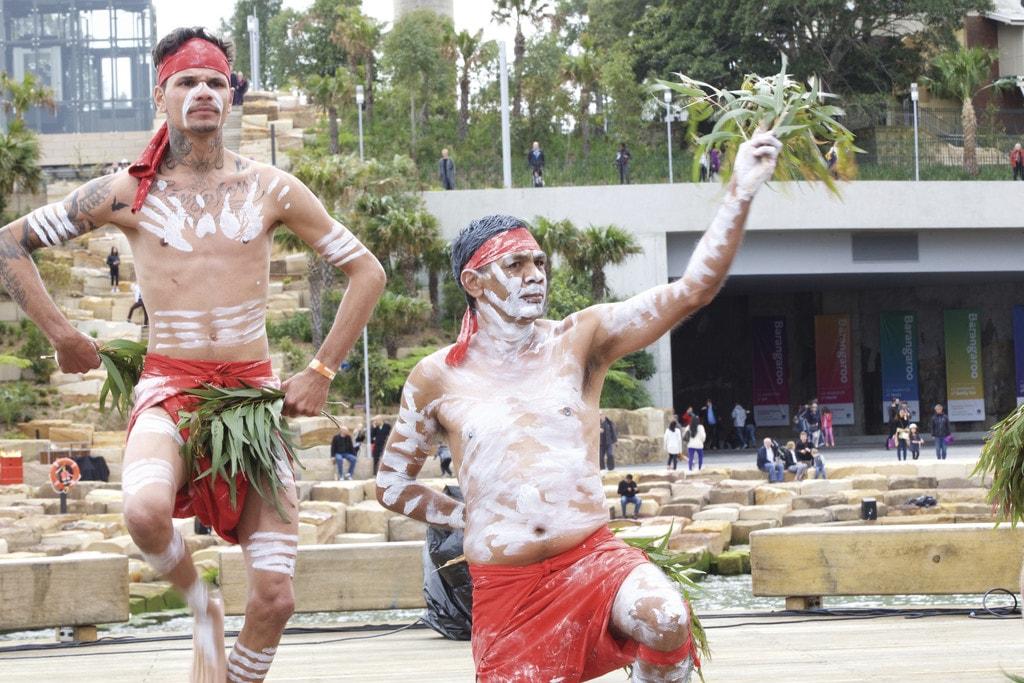 Indigenous ceremony | © Courtesy of Blak Markets