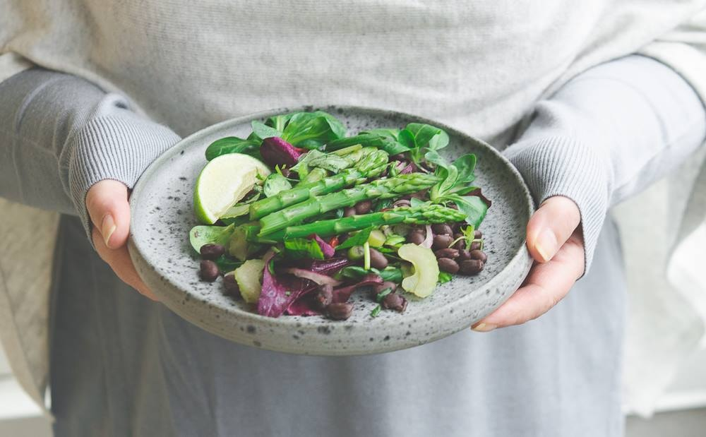 It's all about the raw, fresh produce | Courtesy of My Nordic Kitchen