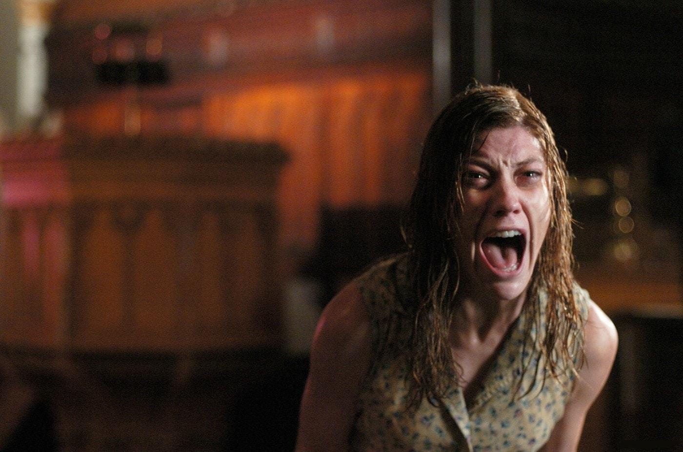 Jennifer Carpenter in <em>The Exorcism of Emily Rose</em>   © Screen Gems
