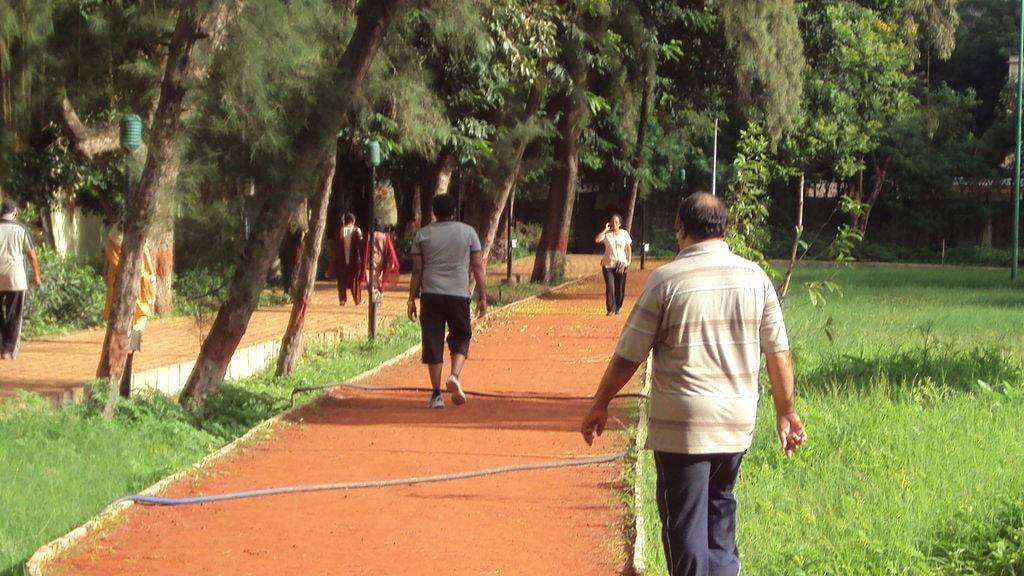 Jogging Park in Pune
