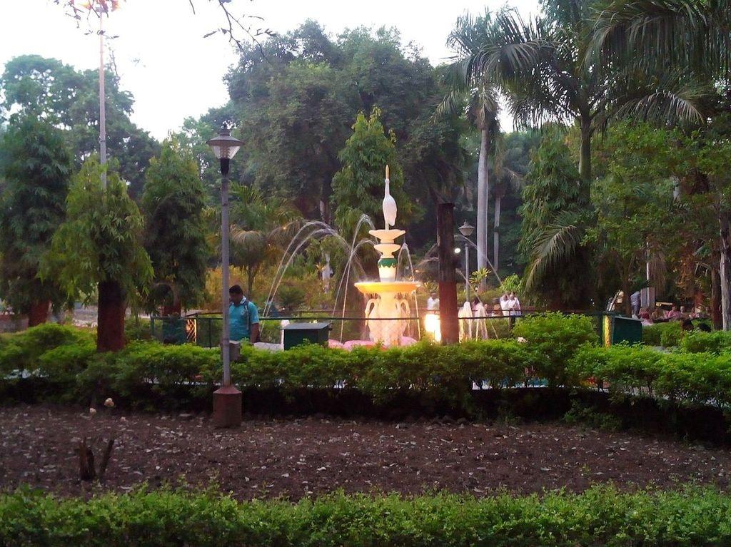 Kamla Nehru Park, Erandwane, Pune