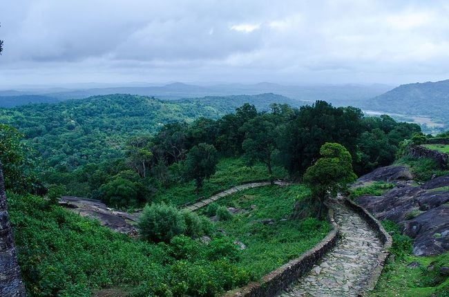 Kavaledurga Fort India The Western Ghat S Hidden Gem