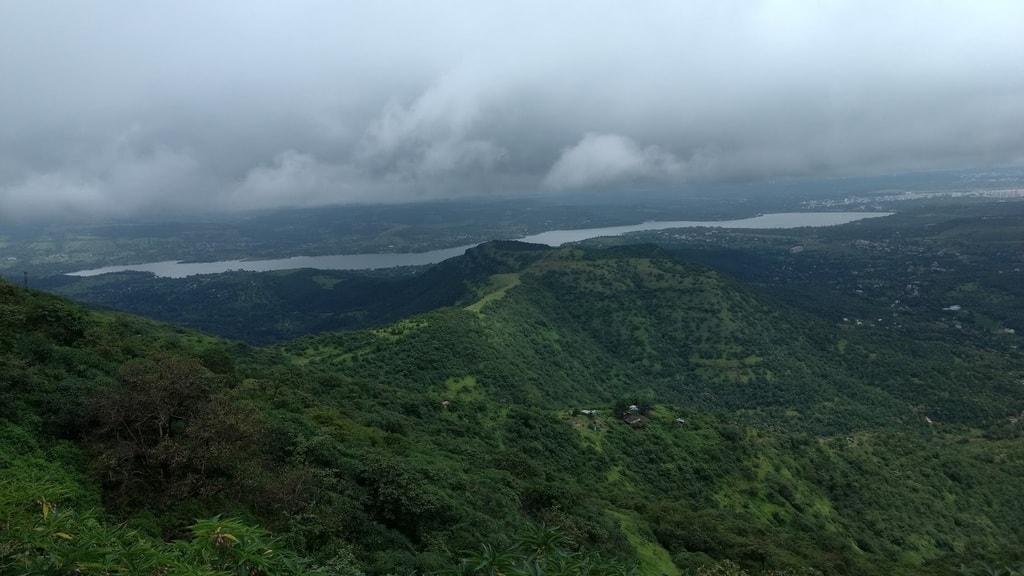 Khadkwasla Dam Backwaters, Pune