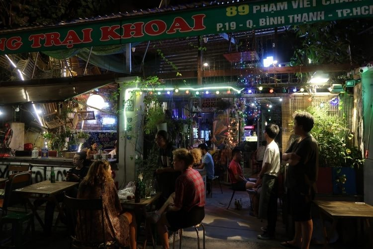 Khoai is hip, young and fun | Sam Roth