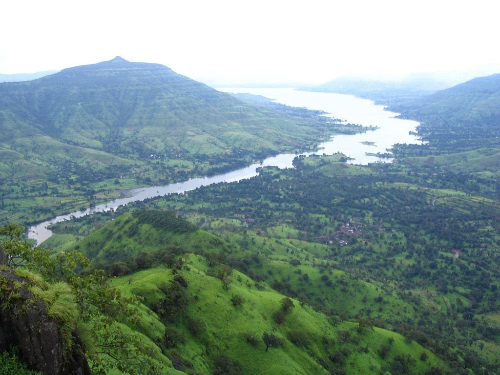 Krishna Valley, Mahabaleshwar