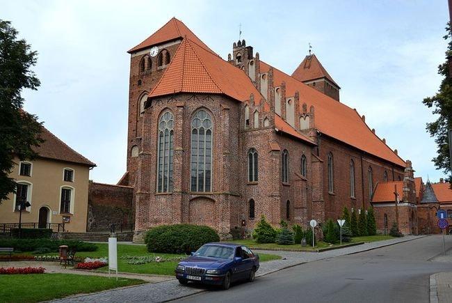 Kętrzyn-kościół1