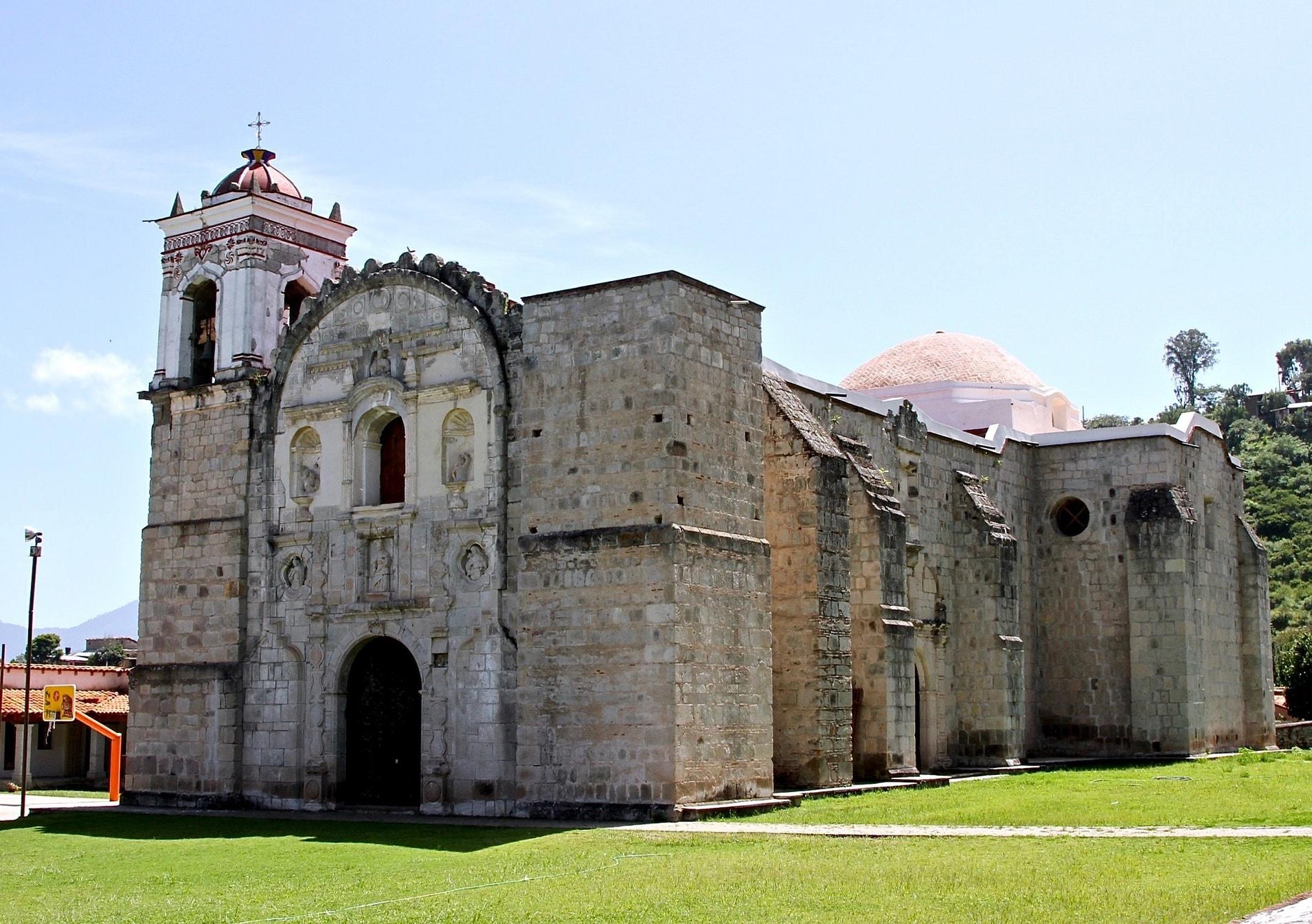 Lachatao Church