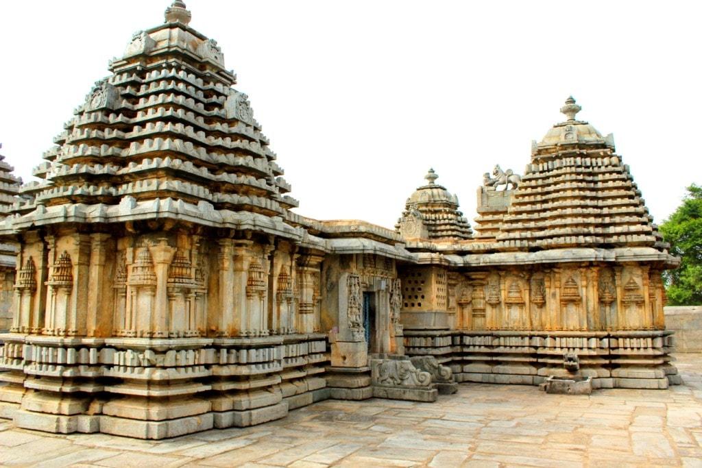 Lakshmi Devi Temple, Doddagaddavalli | © Abhin@v