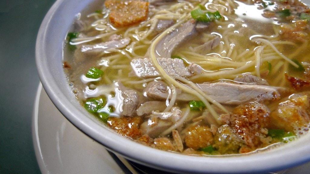 Noodle Soup   ©Heidigutierrez/WikiCommons
