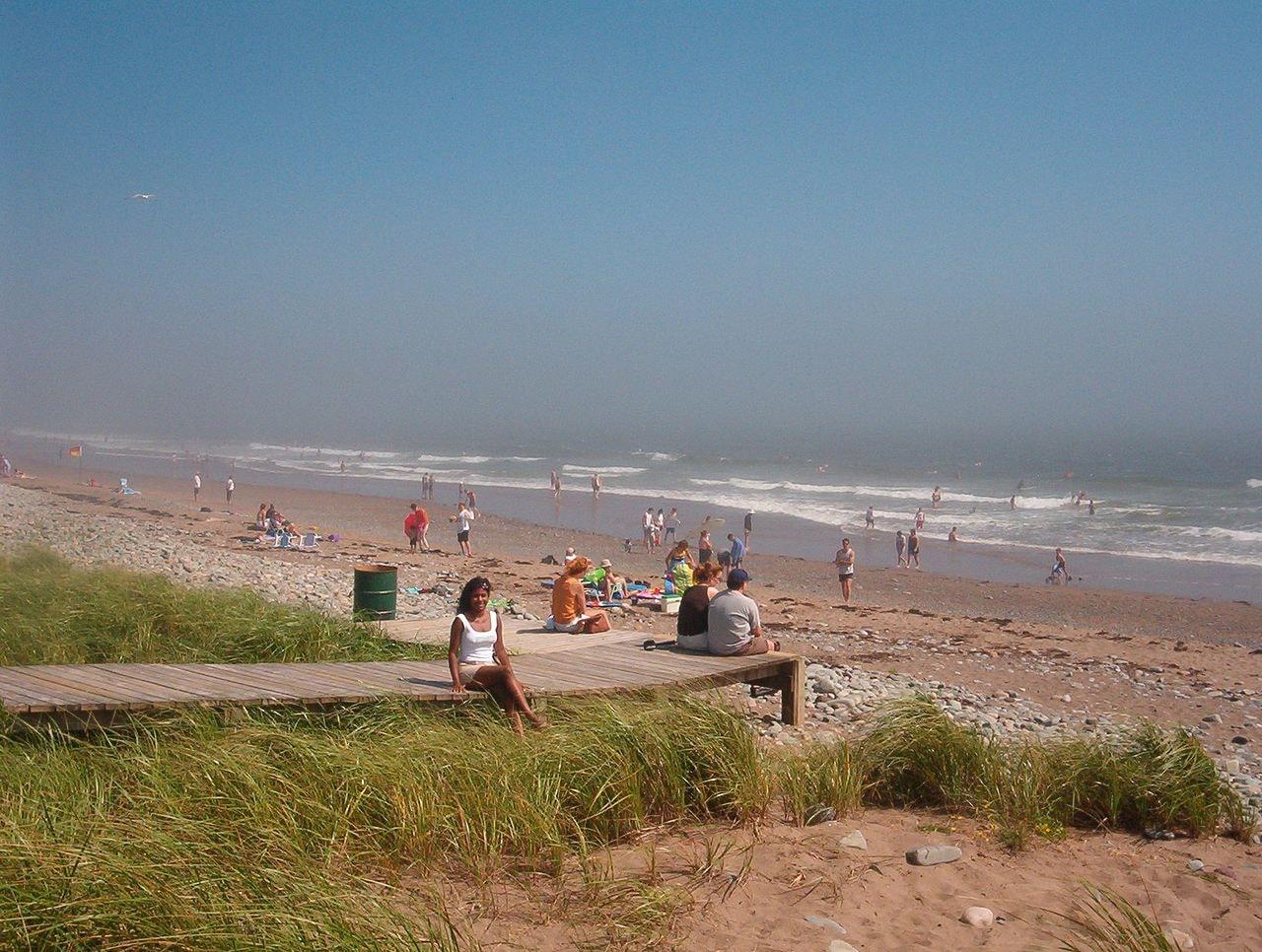 Lawrencetown beach Larry LaRose WikiCommons