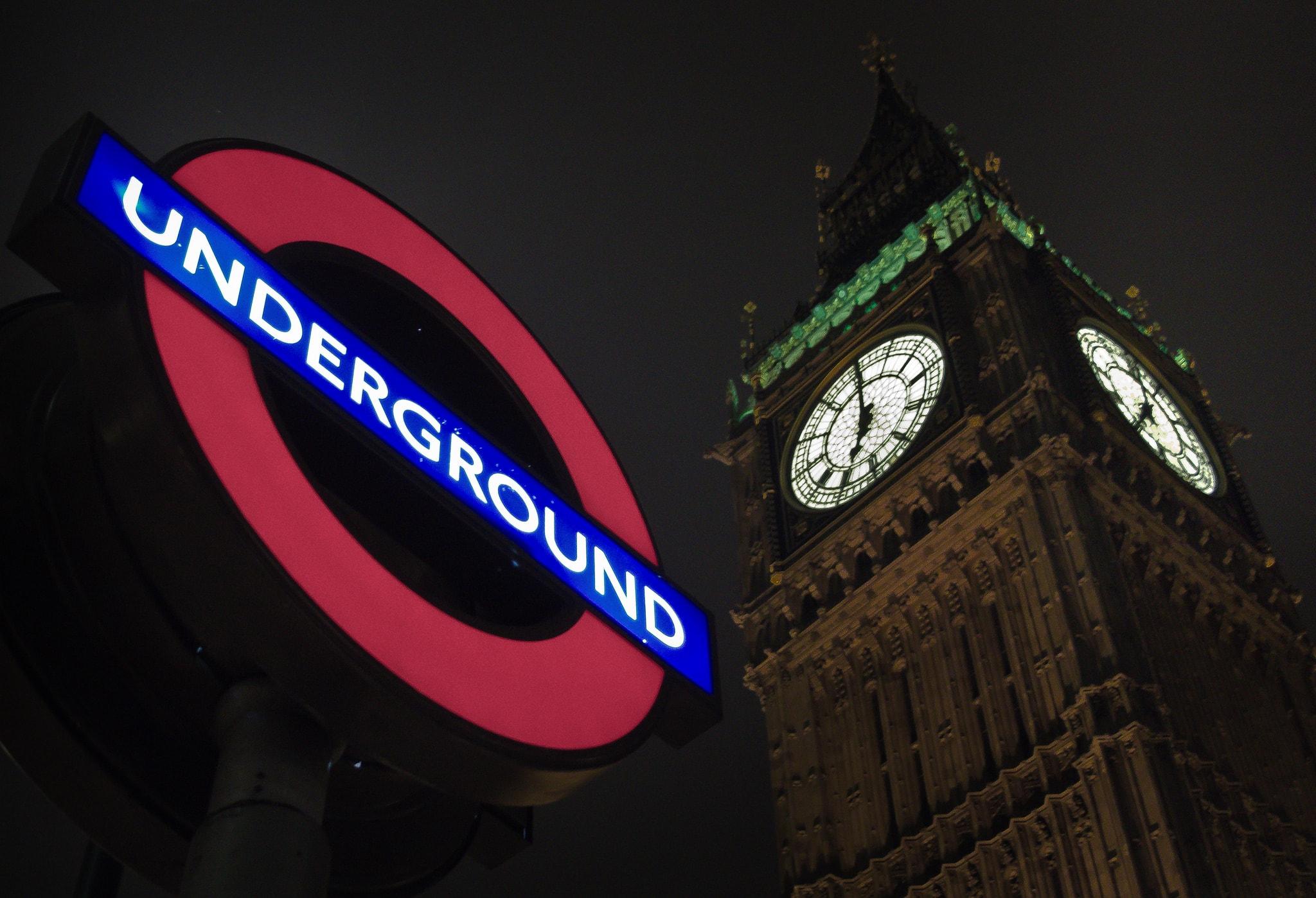 London Underground, TfL   © Flickr Hernán Piñera