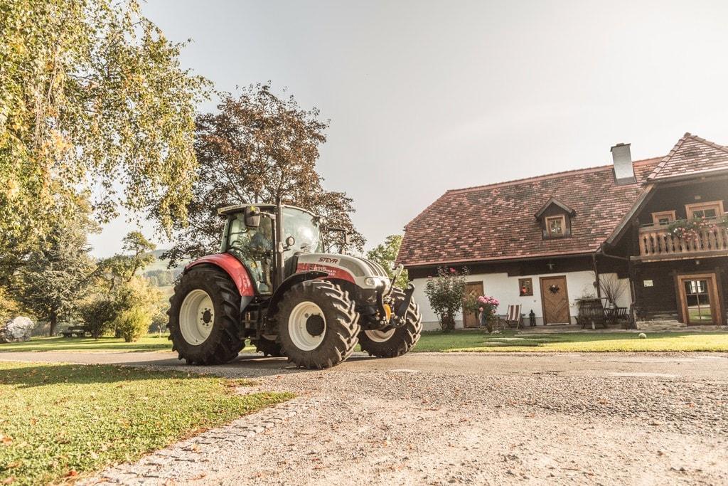 Одна из городских ферм Граца |  Предоставлено Австрийским советом по туризму