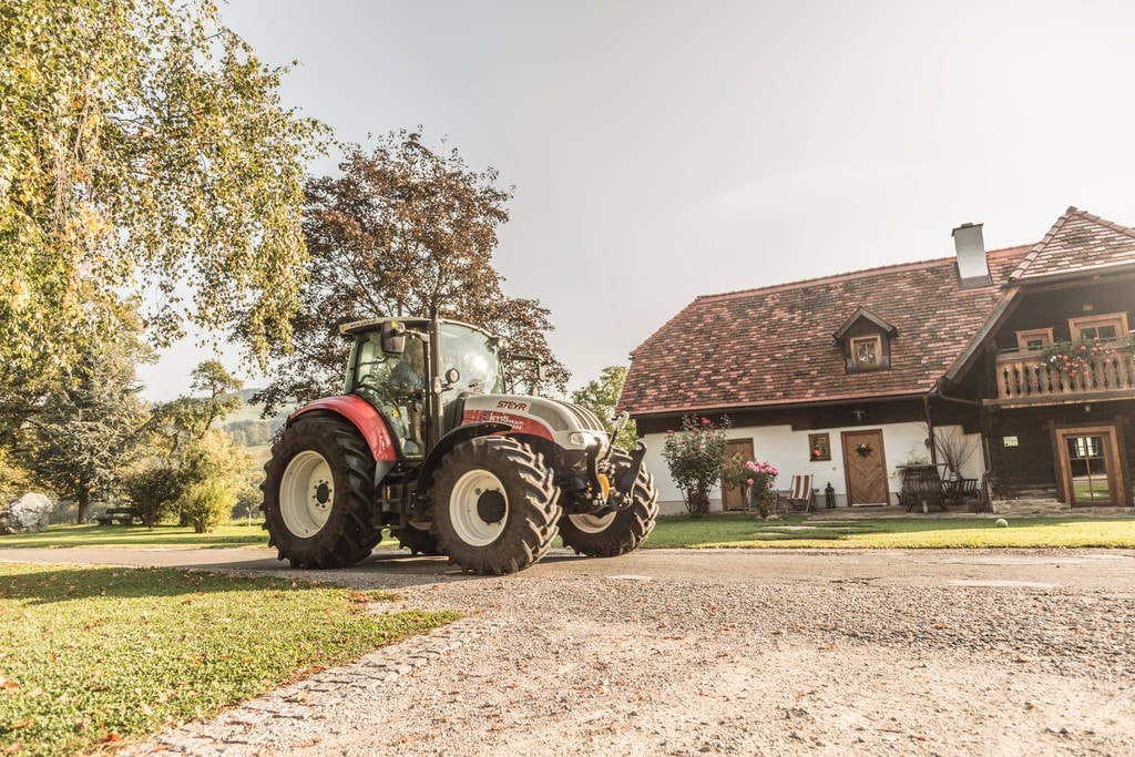 One of Graz's urban farms | Courtesy of Austrian Tourist Board