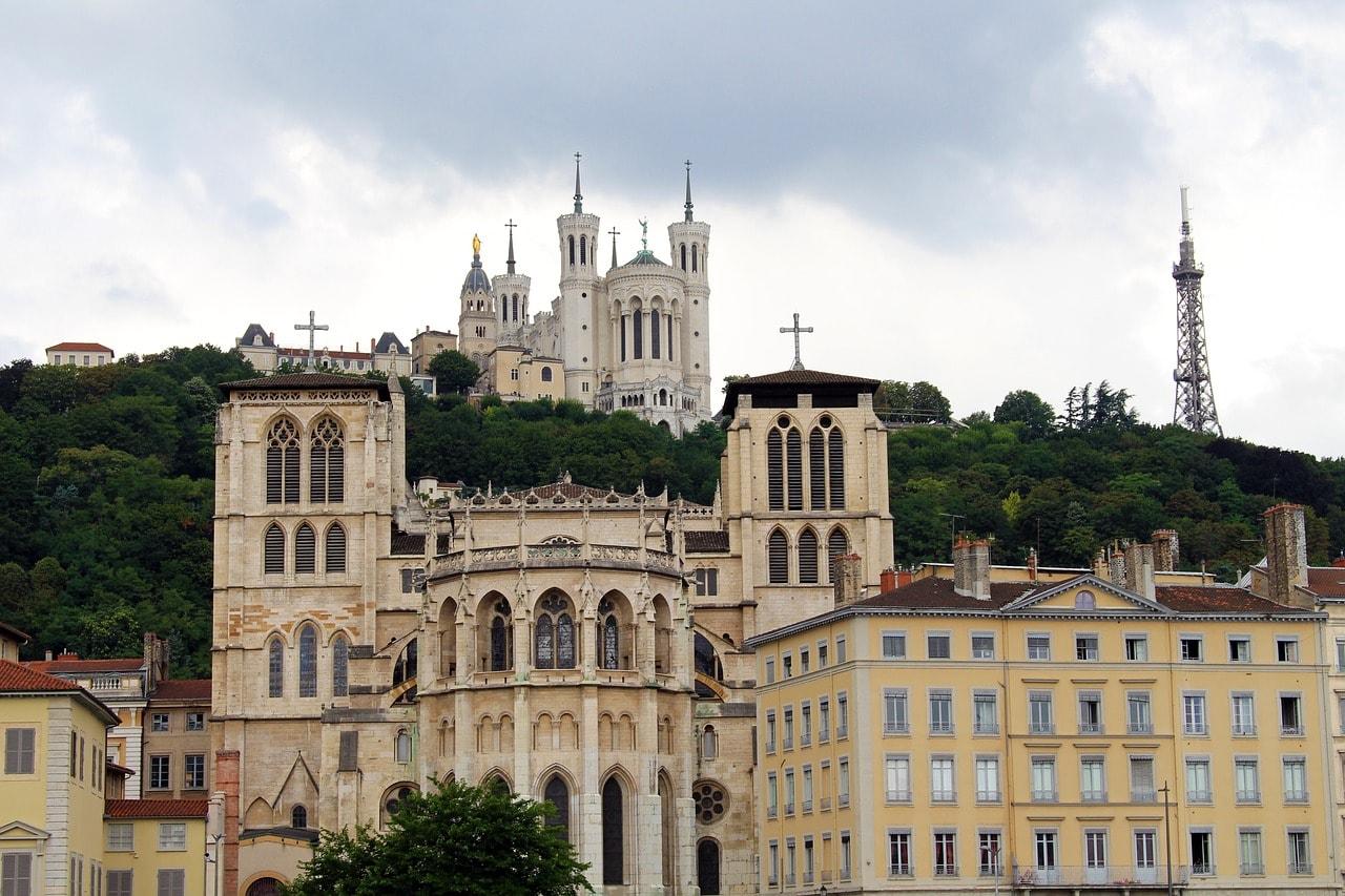 "Old architecture in Lyon, France   <a href=""https://pixabay.com/en/lyon-france-old-town-architecture-1687777/"" target=""_blank"" rel=""noopener"">© Regina/Pixabay</a>"