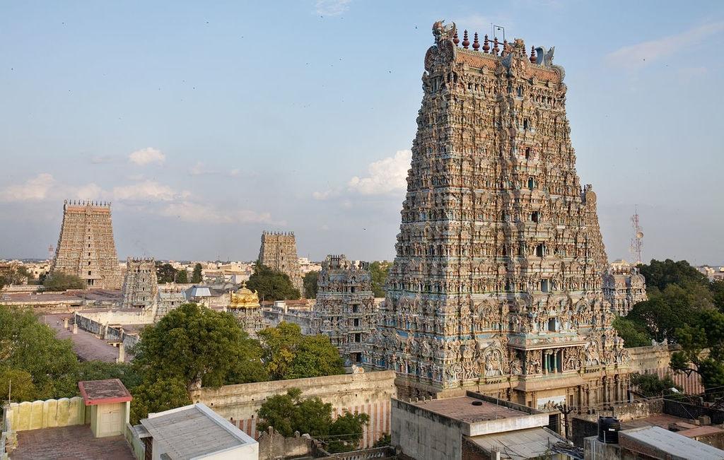 Madurai Temple, Madurai