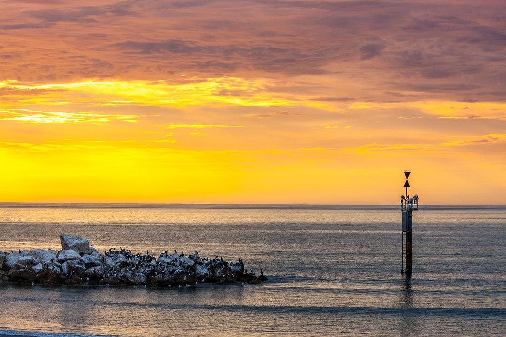 Marina Pier at Glenelg | © Ikhwan Zailani/Wikimedia Commons