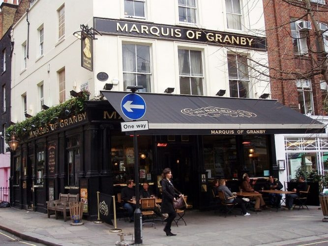 Marquis of Granby