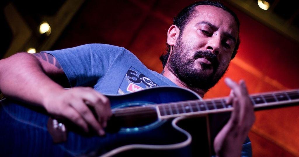 Menwhopause performing at Hard Rock Cafe Pune