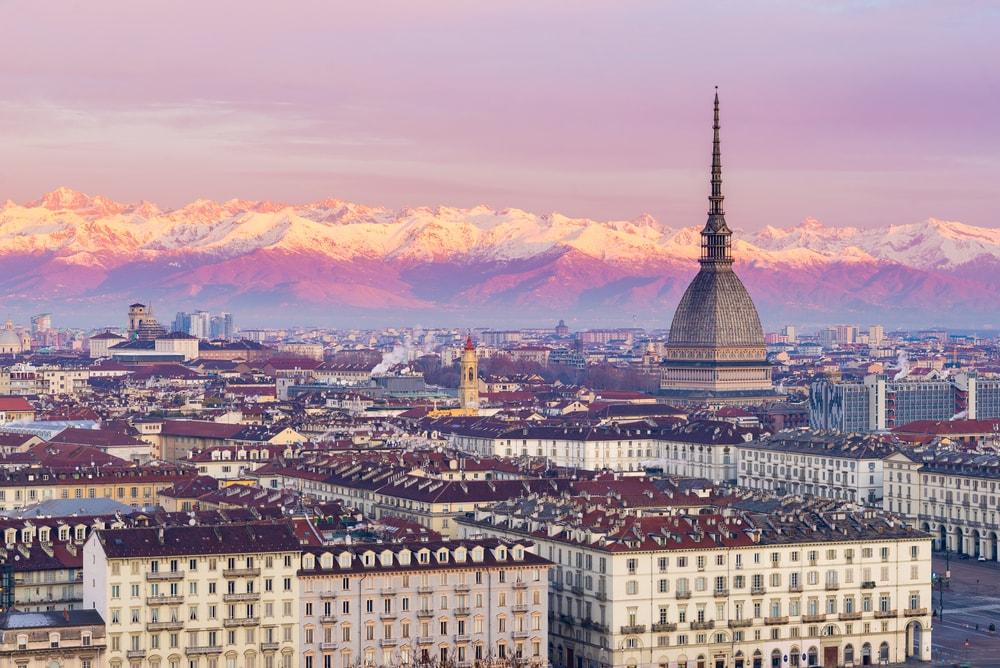 Mole Antonelliana towering above Turin | Di Fabio Lamanna/Shutterstock