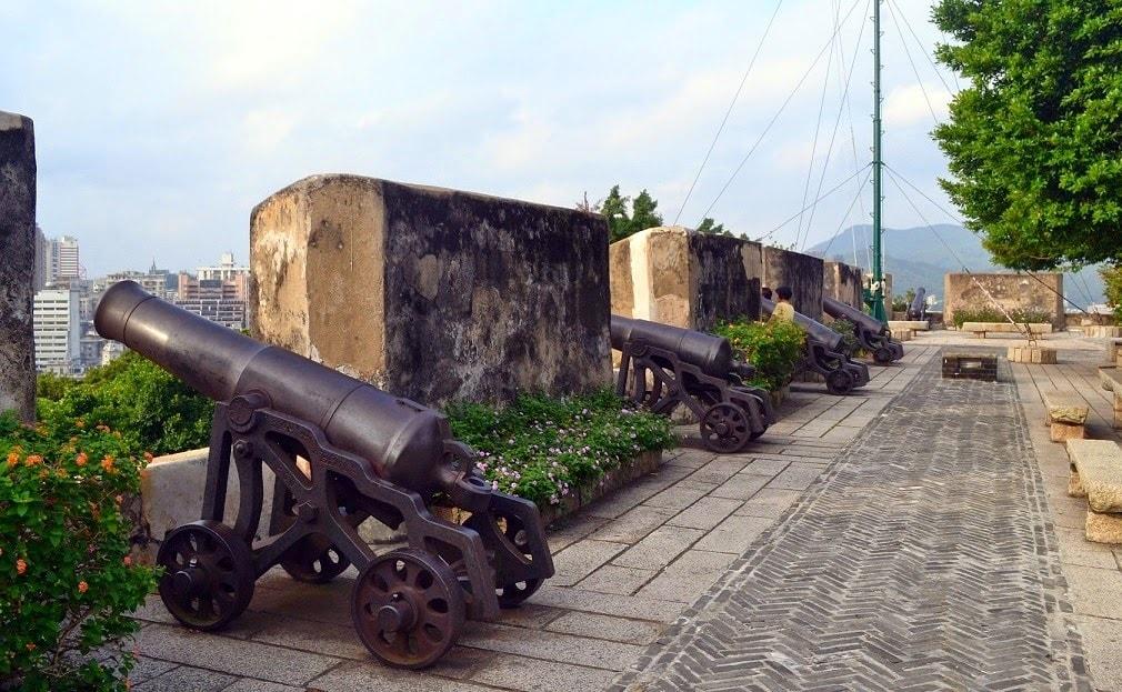 Mount Fortress Macau