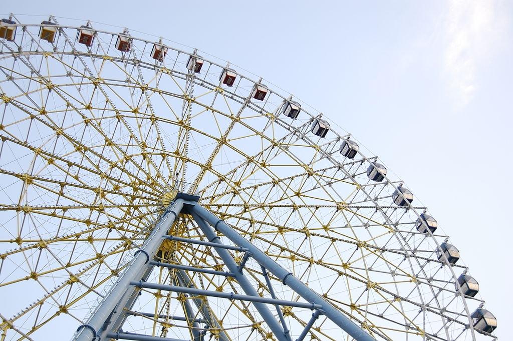 Mtatsminda Park Ferris Wheel