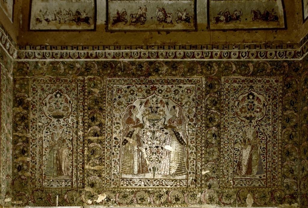 Mural Paintings - Raja Mahal