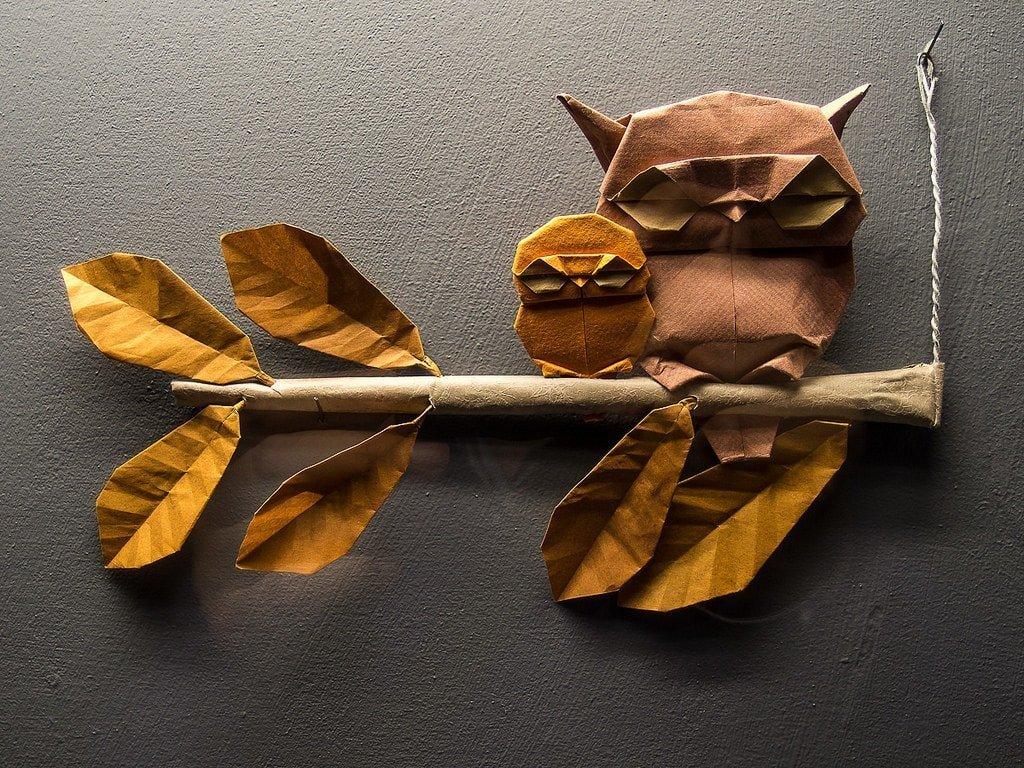 Museo Origami, Zaragoza