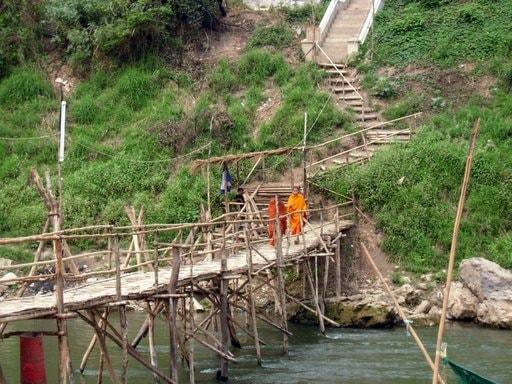 Bamboo Bridge | © Meredith.baillie/WikiCommons