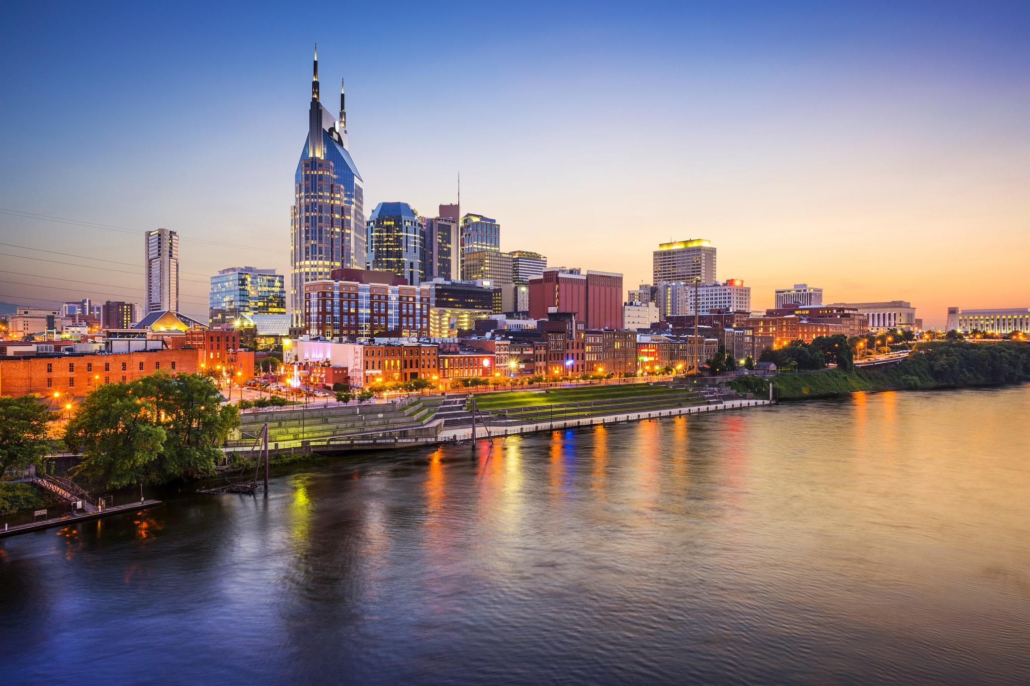 Nashville, Tennessee | Derrick Brutel Flickr