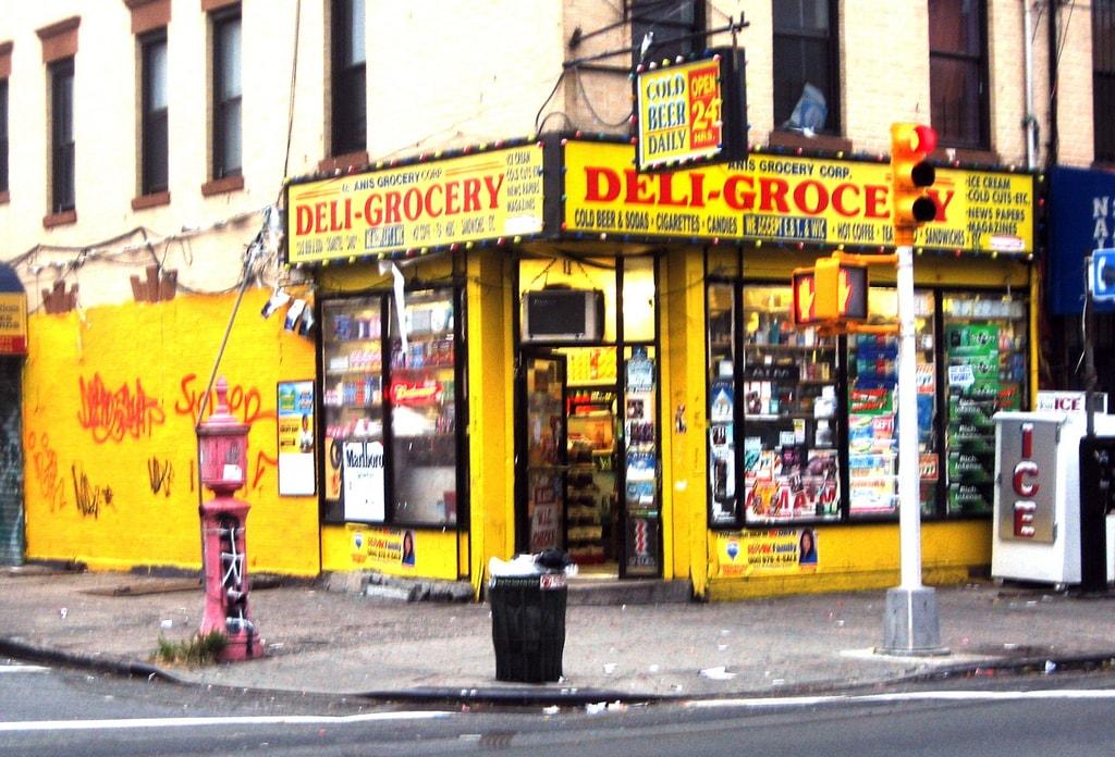 New York City bodega | Paul Lowry Flickr