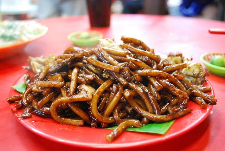 Noodle dishes can be ordered with or without broth | © Alpha/Flickr