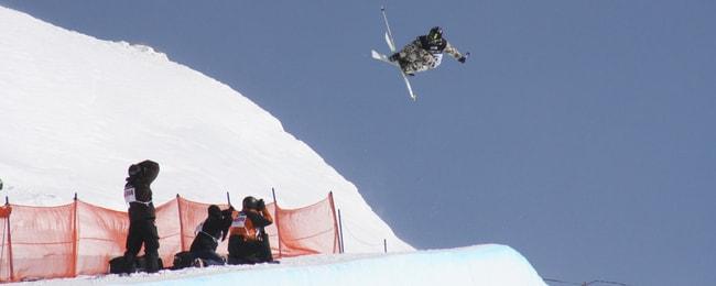 NZ Winter Games at Cardrona