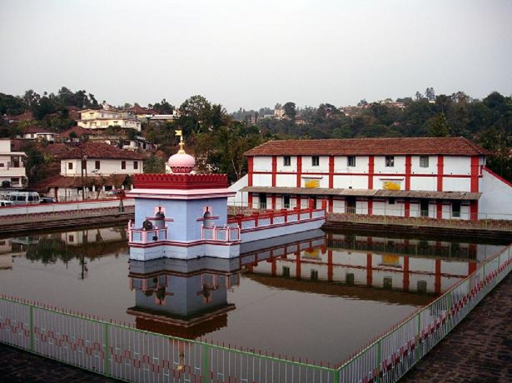 Omkareshwara temple
