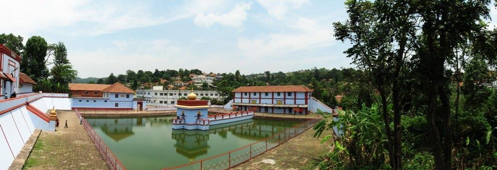 Omkeshwar temple Madikeri