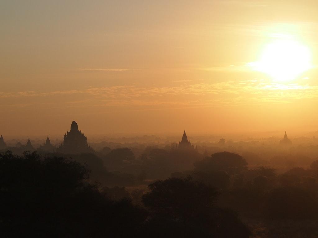 Easy trip over to Bagan, Myanmar | © Matthew Pike