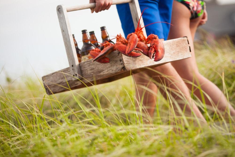 Seafood Picnic | © Tourism PEI/Steve Harris