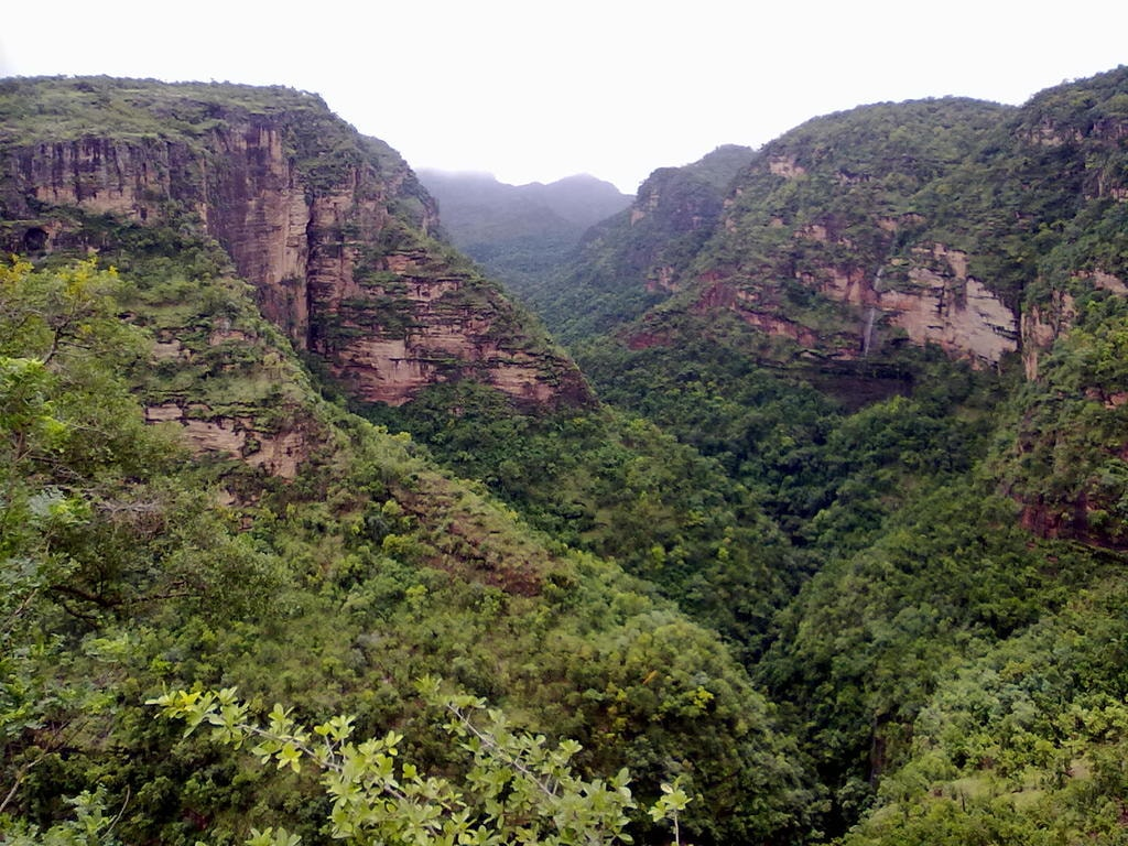 Pachmarhi Valley