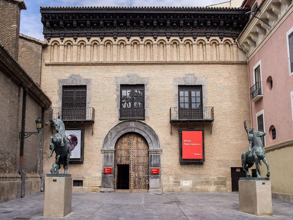 Museo de Pablo Gargallo, Zaragoza