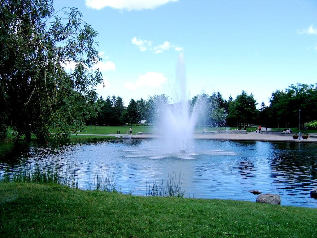 Parc Jarry Montreal