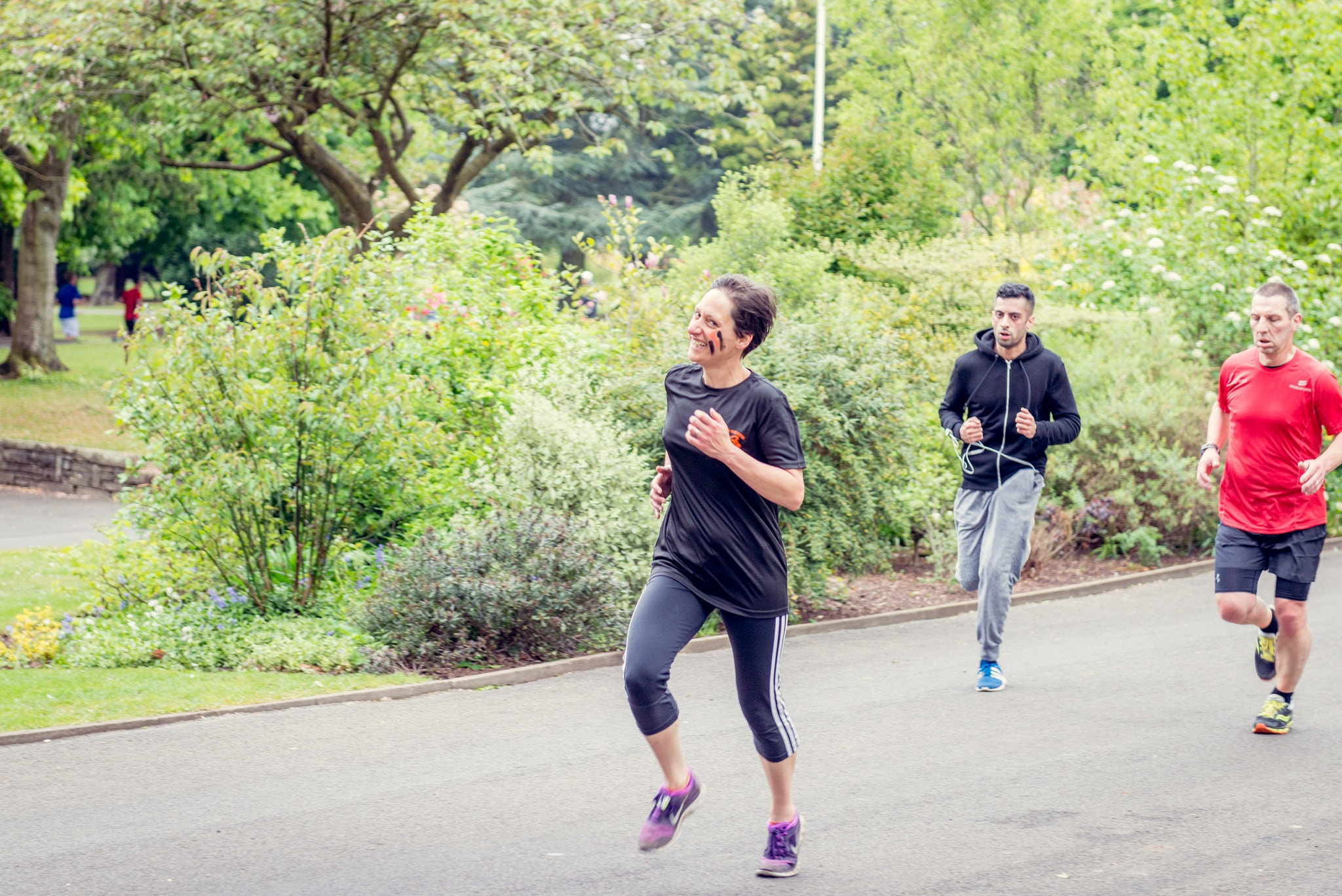 Parkrun at Cannon Hill Park | © Louise Holgate Flickr