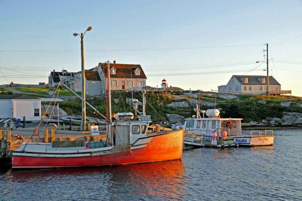 Peggys Cove Dennis Jarvis Flickr