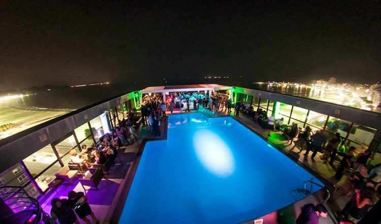 Deck Bar Lounge | Courtesy of Pestana