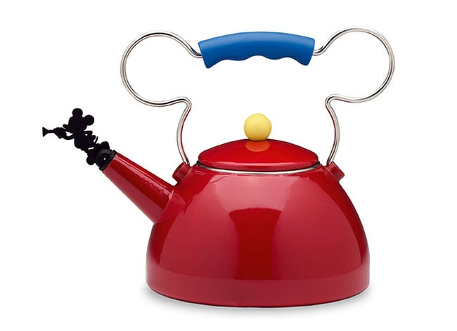 Michael Graves, Mickey Mouse tea kettle, 1991 | ©  Michael Graves Architecture & Design