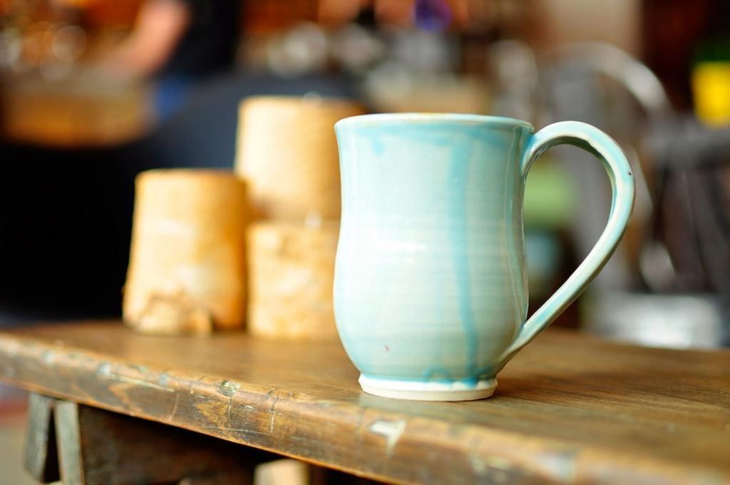 Ceramics | © Christy Moyer / Unsplash