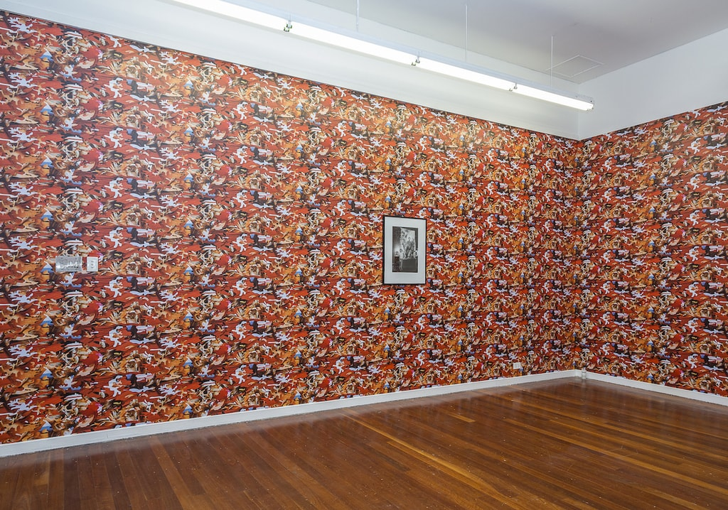 Pio Abad, 105 Degrees and Rising, Installation View. Courtesy of the artist copy