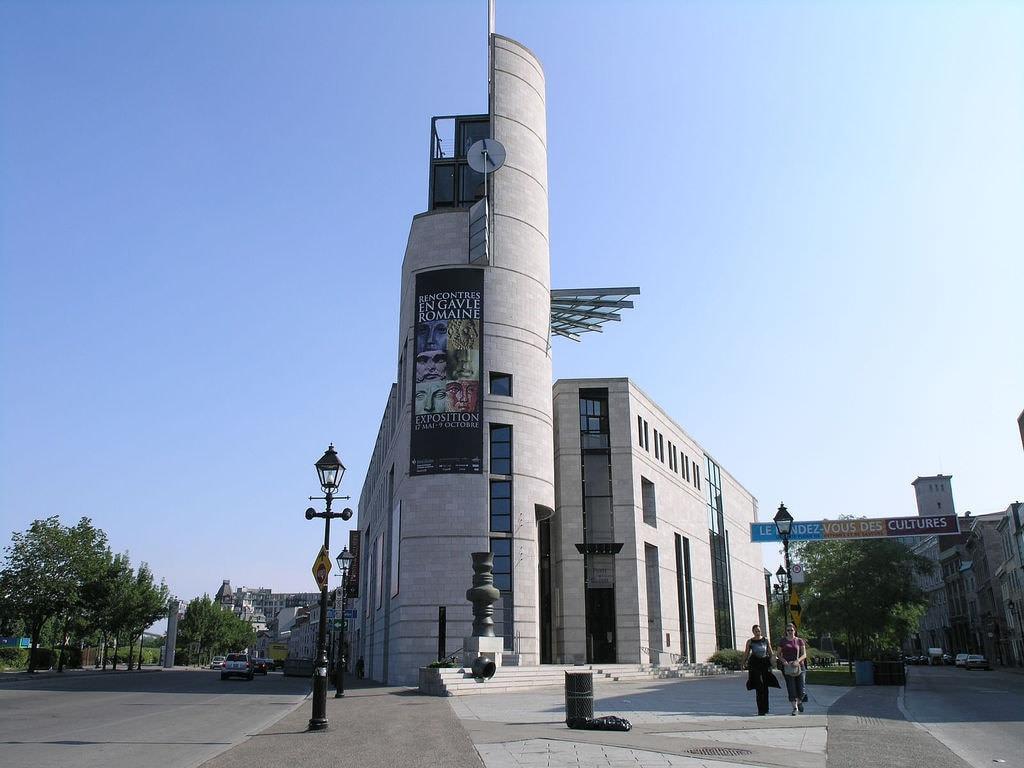 Pointe-à-Callière, Montreal Museum