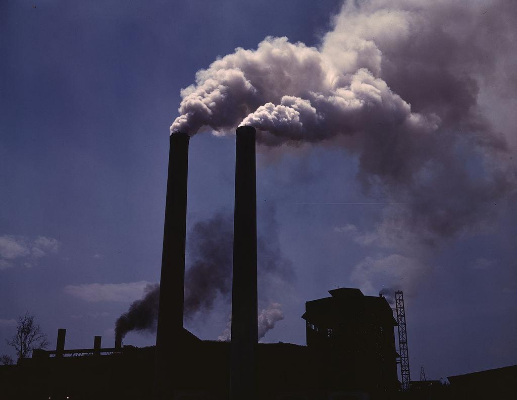 Pollution China Smog air purifier