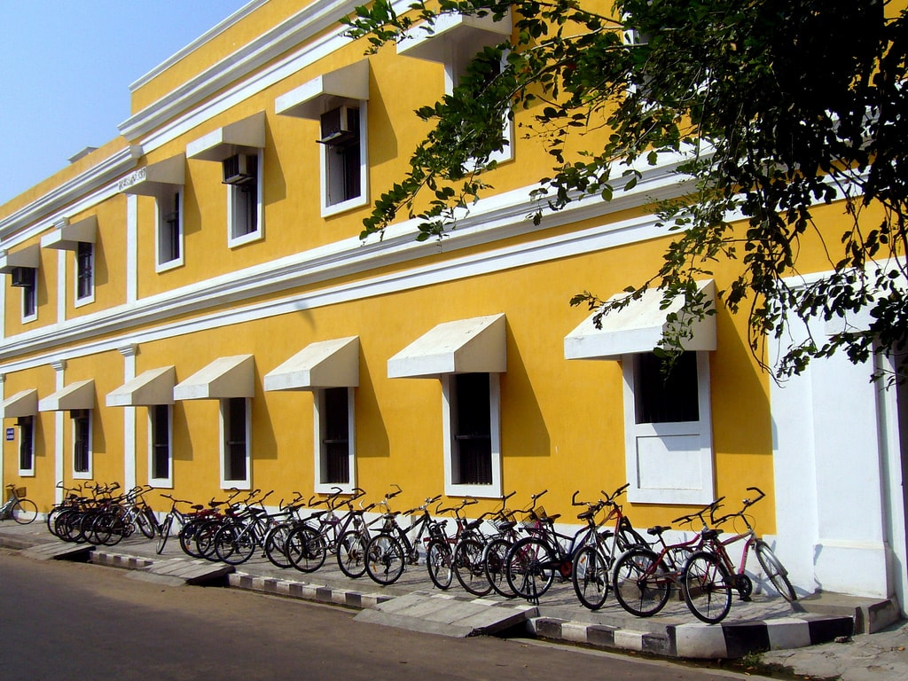Pondy cycle