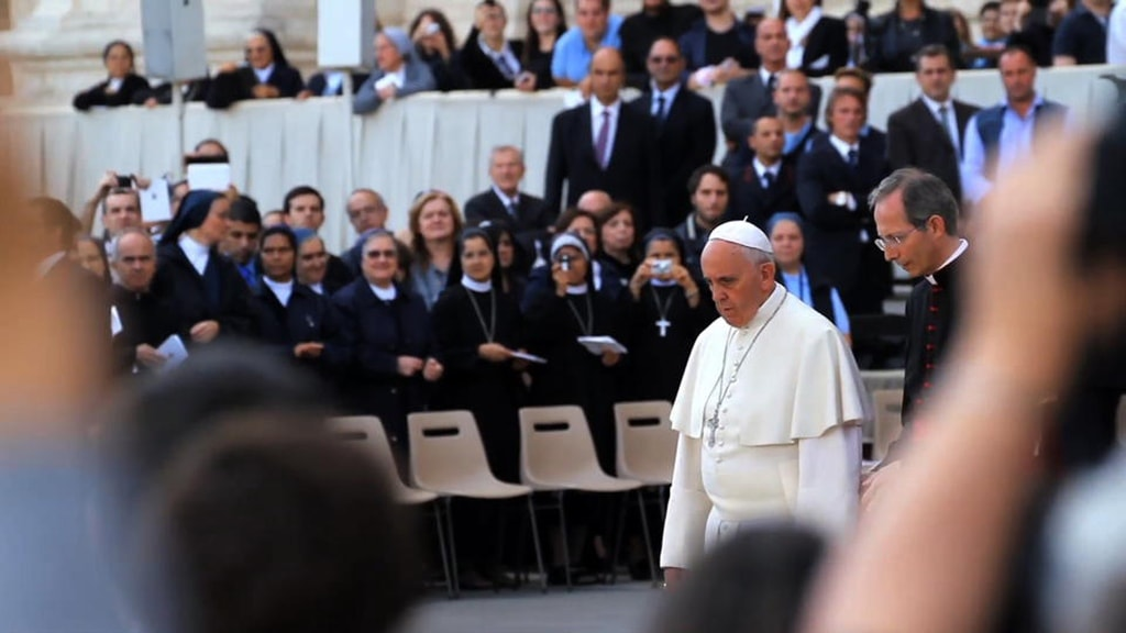 Pope Francis - Still from Film Img 1